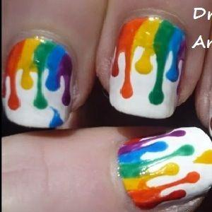 Nail Art Pintura paso a paso