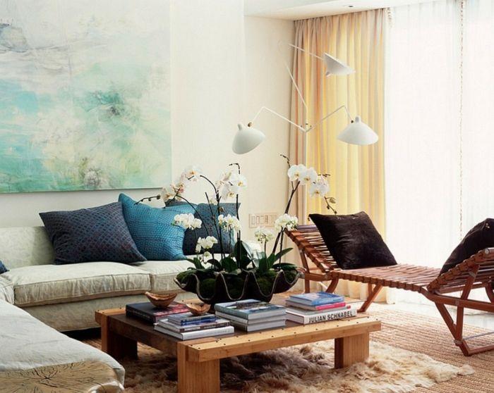 Die besten 25+ Moderne bilder fürs wohnzimmer Ideen auf Pinterest - moderne holzmobel wohnzimmer