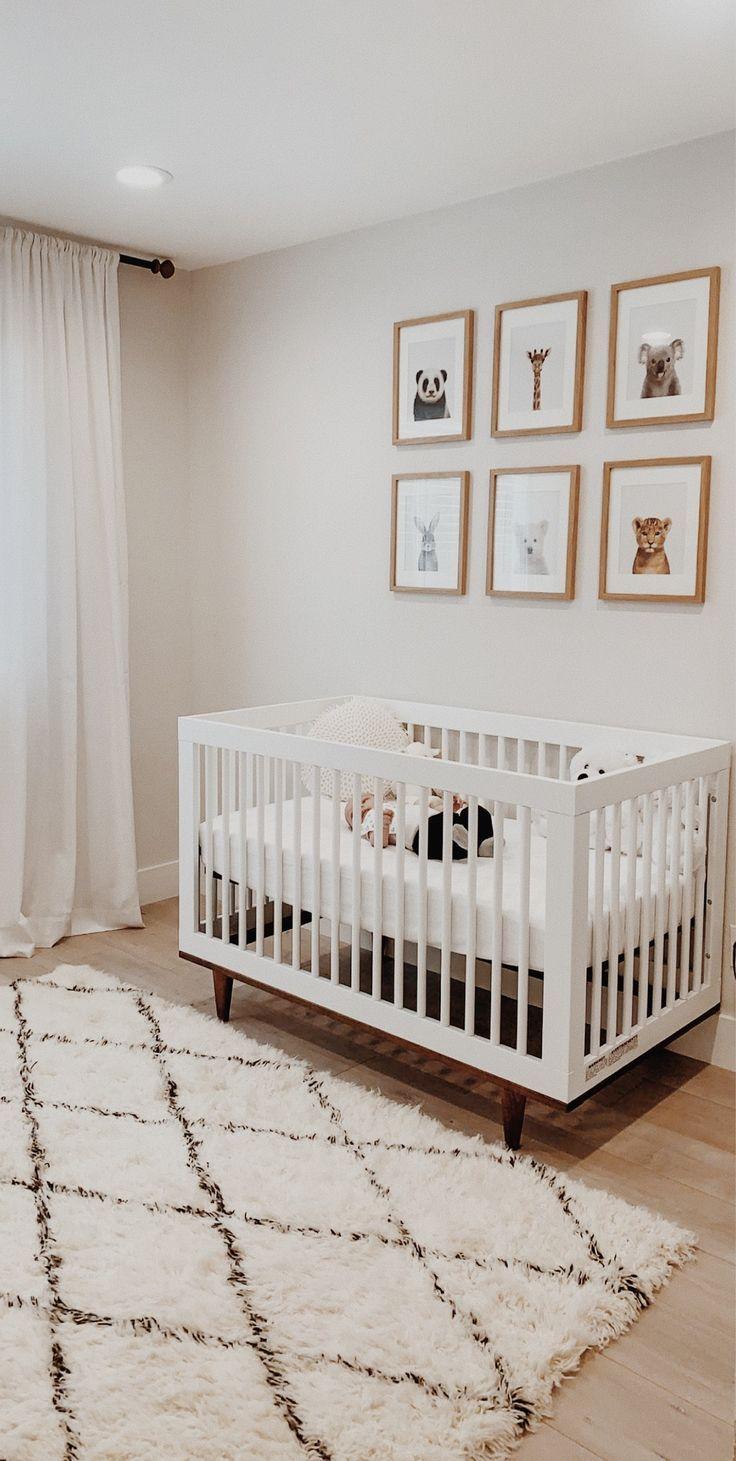 Marley 3 In 1 Crib : marley, Marley, 3-in-1, Convertible, Nursery,, Simple, Nursery