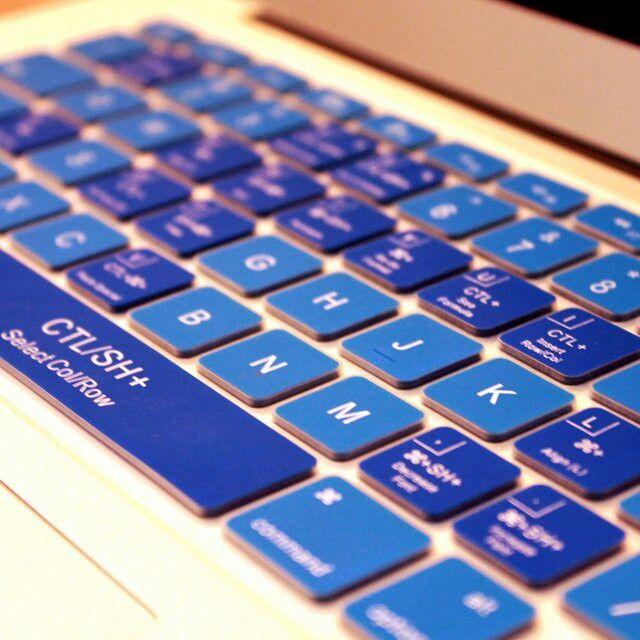 #excel #macbook #keyboard #cover