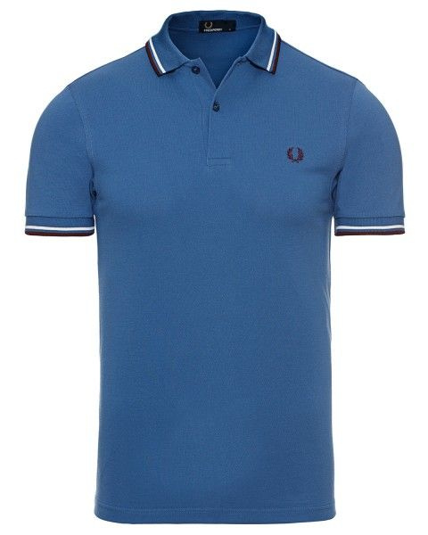 Fred Perry TWIN TIPPED FP SHIRT – Poloskjorter – Flere farger