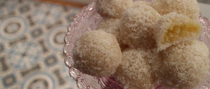 Perles de coco au rice cooker | My Beautiful Dinner