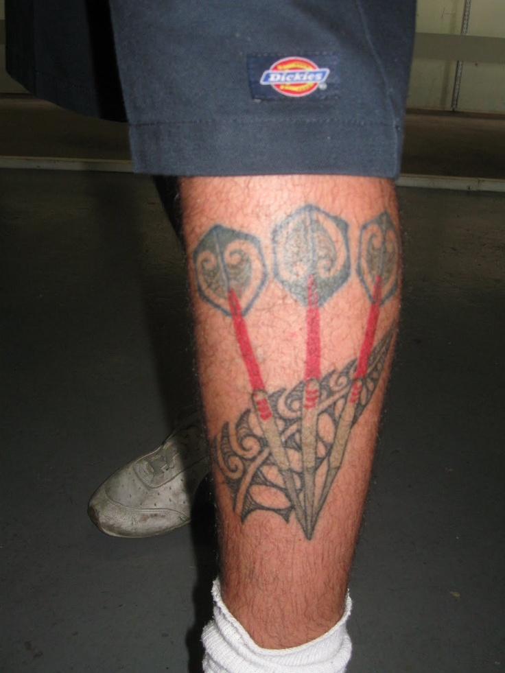 darts legs