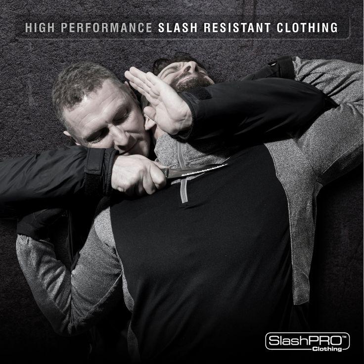 SlashPRO High Performance Slash Resistant Clothing