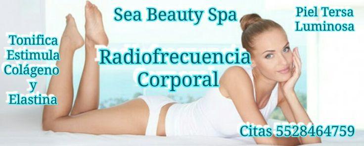 Radiofrecuencia Corporal!  Tonifica Estimula colágeno y elastina piel más  luminosa!