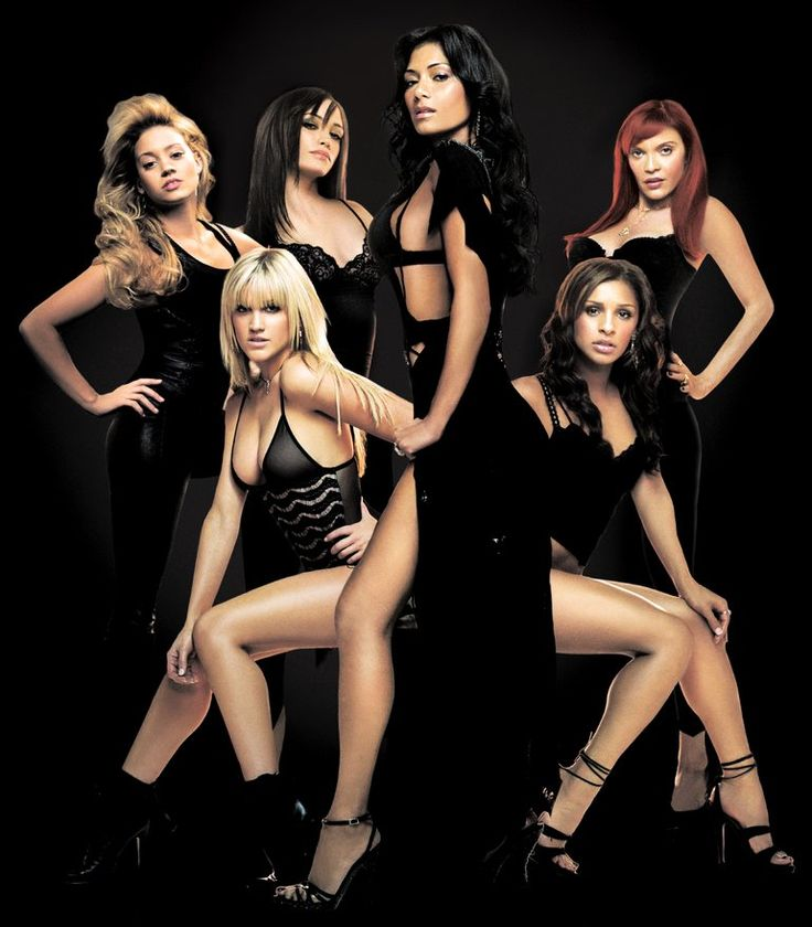 Pussycat Dolls 2006 (PNG)