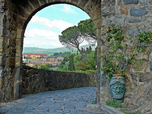 Antico borgo - Bolsena old street -