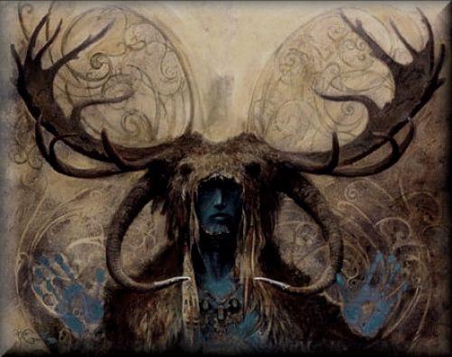 El Rey del Roble es una antigua deidad europea, el cual reinaba sobre la mitad luminosa del año, es decir, desde el solsticio invernal hasta el solsticio de verano, estando en contrapunto con el Rey del Acebo. Suele representarse con aspecto de un hombre más joven que el Rey del Acebo, que suele vestir de rojo y va adornado con hojas de roble, siendo una deidad de la luminosidad y del renacimiento. Los neopaganos han recuperado su culto y honran a ambos dioses en las festividades llamadas…