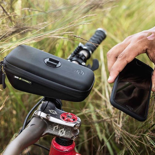 The SP Connect Wedge Case is perfect for storing all your essentials during your biking session! The case comes with a Bike Clamp Mount and Stem Cap Mount to attach to your bike, and it's compatible with other GoPro mounts! What's even better? You can mount your SP Connect Phone Case and LED Lights directly onto the case! #spconnect #wedgecasemount #connectyouractivelife #spgadgets #addmorefunction #biking #bike #ride #storage #protection #organize #compact #gopro #gopromounts #travel…