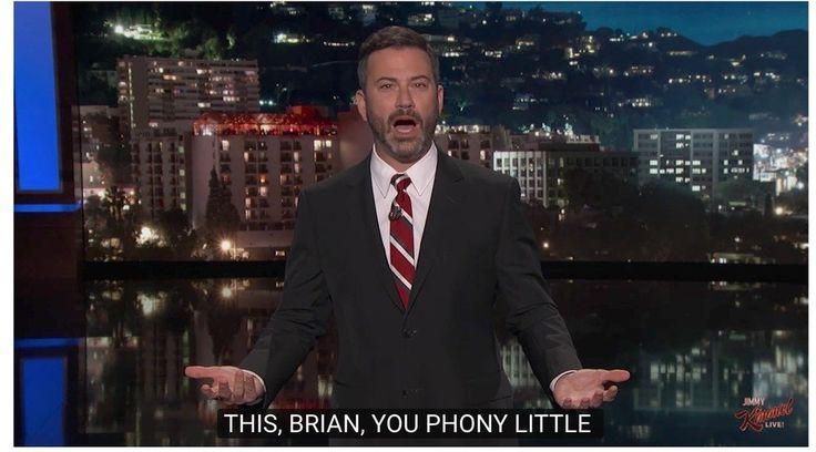U.S. senators and a Fox News anchor tried to take down Jimmy Kimmel. Big mistake.