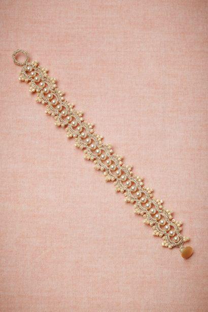 L'Orina ivory Prato Bracelet | BHLDN