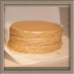 I love caramel cake. My mom's is the best! She gave me permission to share this with you! This lens deals with caramel cake and other caramel...