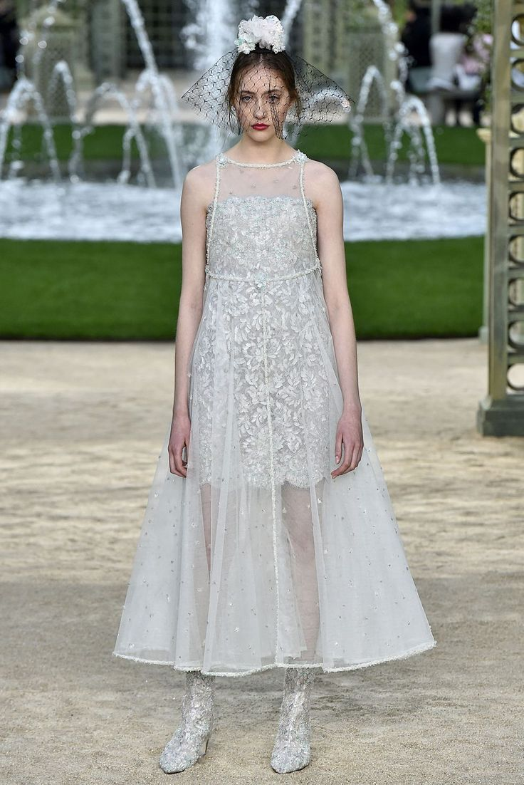Chanel Spring 2018 Couture