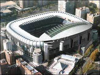 Santiago Bernabeu / Real Madrid FC