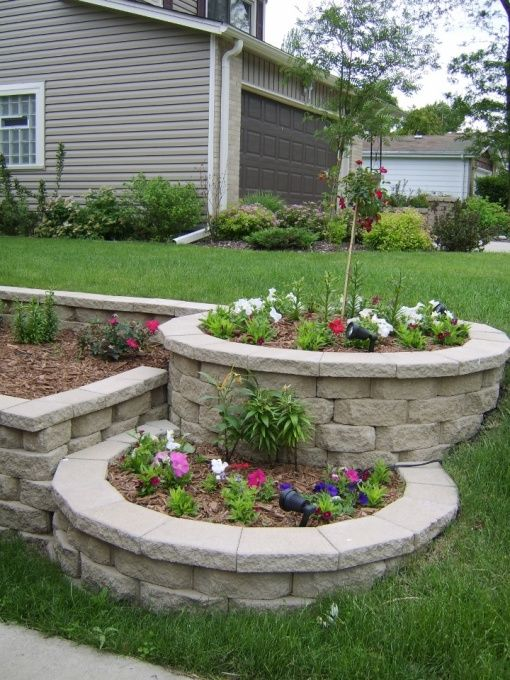 1000 landscaping ideas on pinterest front yards yard Pictures of landscaping ideas