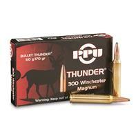 PPU Thunder, .300 Win. Mag., Rifle, 170 Grain, 20 Rounds: PPU Thunder, .300 Win. Mag., Rifle, 170… #Hunting #Shooting #Fishing #Camping
