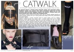 Catwalk 2013/14 Accessory Trend Analysis