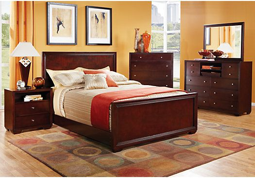 Shop For A Hazlet 5 Pc King Bedroom At Rooms To Go Find