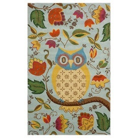 Owl Rug. Perfect for Clara.