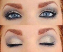 eyeliner: pretty