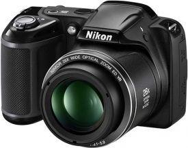 Nikon Coolpix L330 Review Image