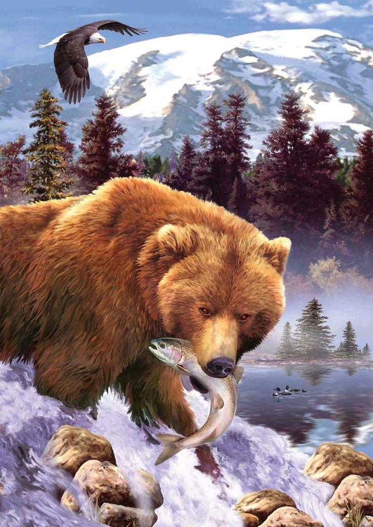 17 Best Images About Puzzle Art On Pinterest Jungle