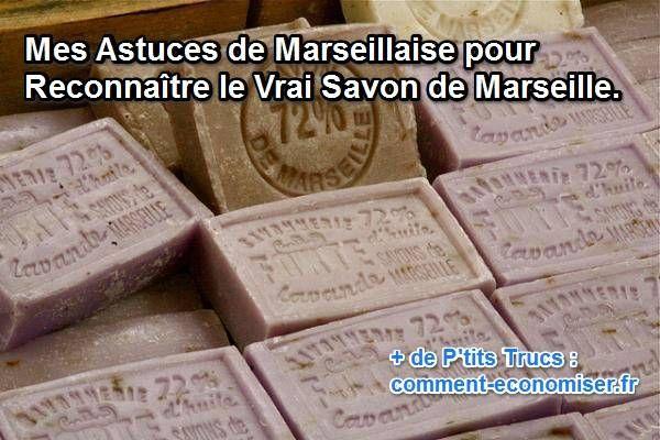 Voici mes 5 astuces de Marseillaise pour reconnaître le vrai du faux savon de Marseille.  Découvrez l'astuce ici : http://www.comment-economiser.fr/astuce-reconnaitre-savon-marseille.html?utm_content=buffer5886d&utm_medium=social&utm_source=pinterest.com&utm_campaign=buffer