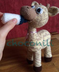 Giraffenbaby- free pattern