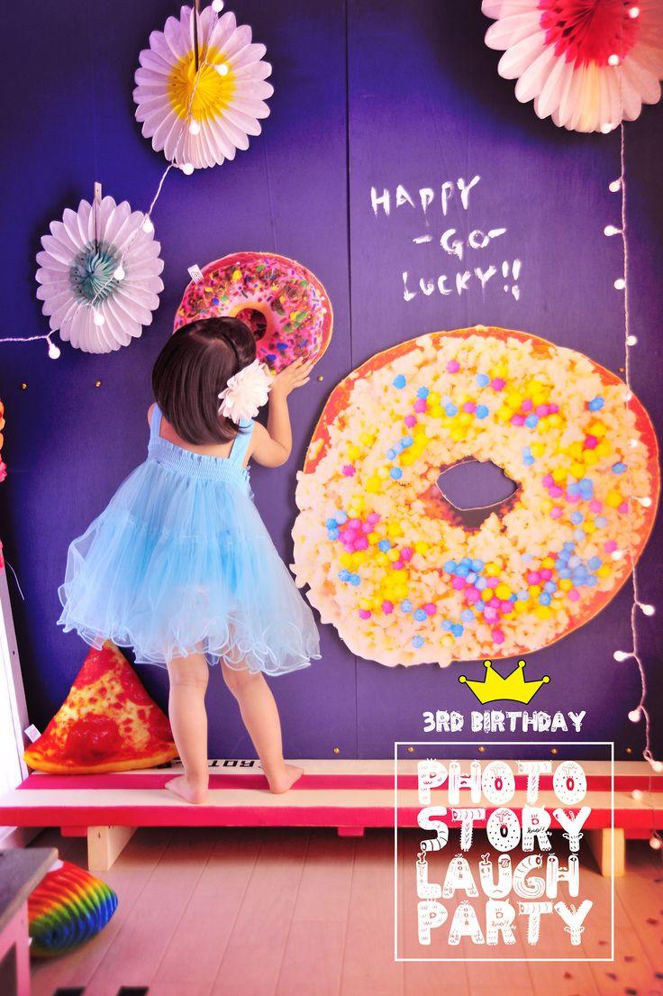 3歳バースデーおめでとう♡♡♡ ラフパのカワイイ3歳誕生日写真撮影パーティーヾ(*'∀`*)ノ ◆ラフパのメニューはこちらから♪ http://laughparty.chu.jp/6.html ◆写真集など商品メニューはこちらから♪ http://laughparty.chu.jp/7.html ◆写真撮り放題はこちらから♪ http://laughparty.chu.jp/Rental.html ◆ラフパ撮影ナシ!!お客様のデータで写真集制作はこちらから♪ http://laughparty.c...