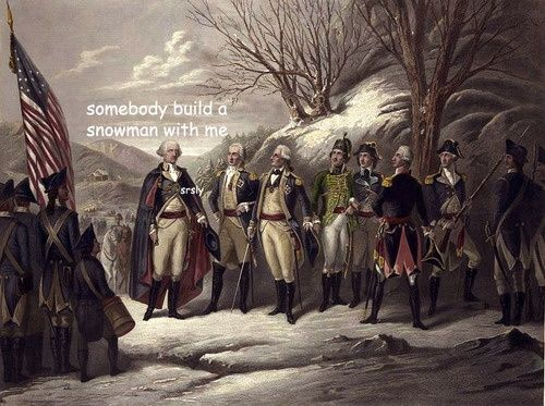 The captioned adventures of George Washington (28 Photos)