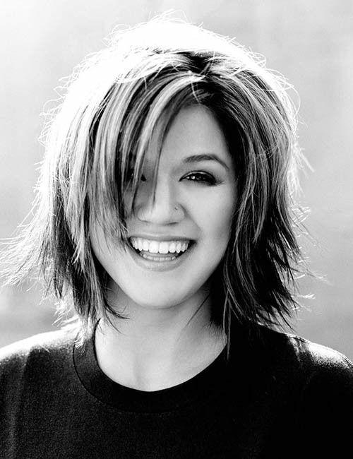 30 besten Runde Celebrity Frisuren Ein rundes Gesicht zu haben ist nicht einfach…