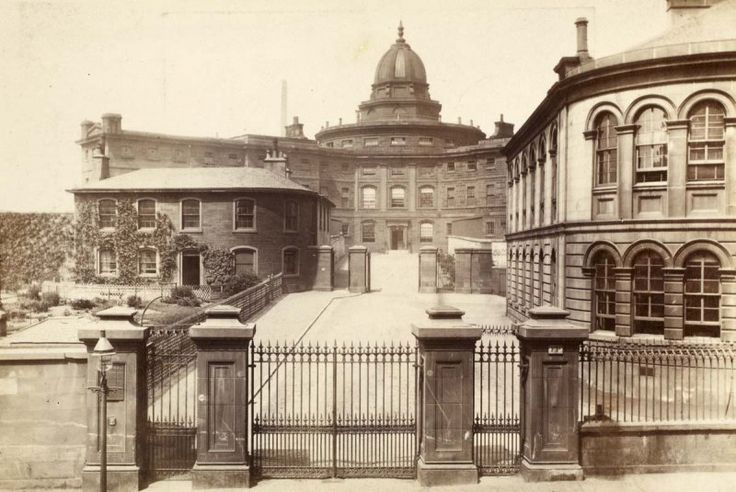 Welcome to the Glasgow City Poorhouse Originally built as an insane asylum and opened in 1809, the Poorhouse stood intersecting the modern day North Hanover Street. One wing crossed Glasgow Caledonian...