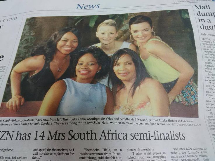Mrs South Africa Semi Finalist Please vote for me.  Sms LIZEKA SHANDU to 35959  To be on the top 25 Finalist