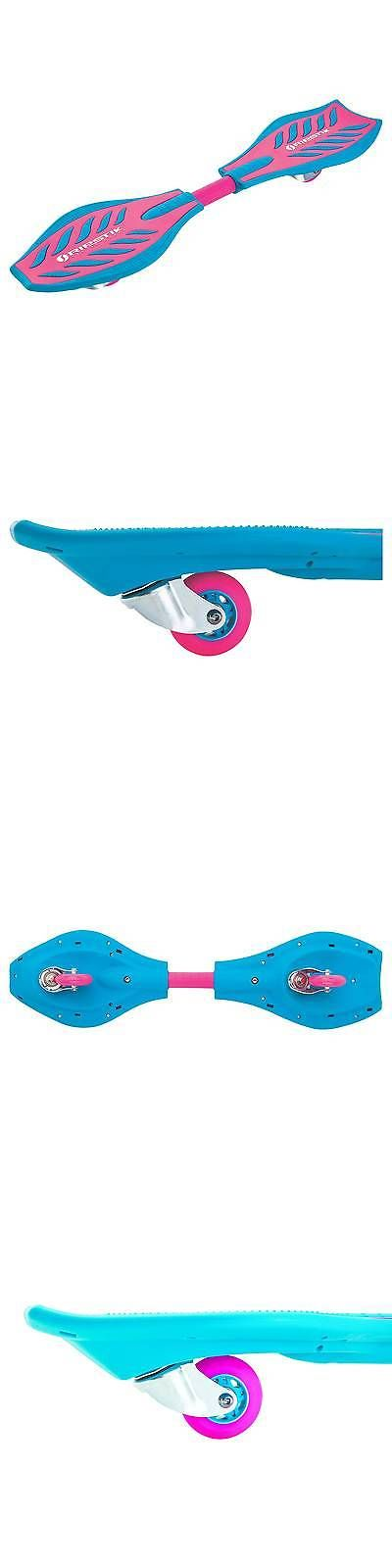 Skateboards-Complete 16264: Razor Ripstik Caster Board - Pink Blue -> BUY IT NOW ONLY: $56.99 on eBay!