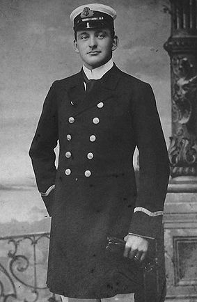 Wilde, Chief Officer of Titanic. He perish in the disaster.