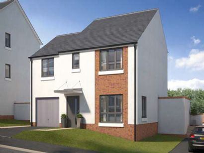 The Bugle: 3 bedroom semi-detached Prices from £179,950 in Devon