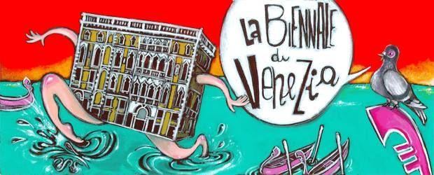 SPECIAL: Biennale di Venezia  Illustration Chiara Baglioni