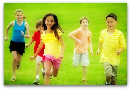 10 regole per educare i bambini allo sport e alla salute