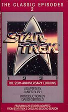 Star Trek Classic Episodes 2-25th Anniversary Editions-James Blish