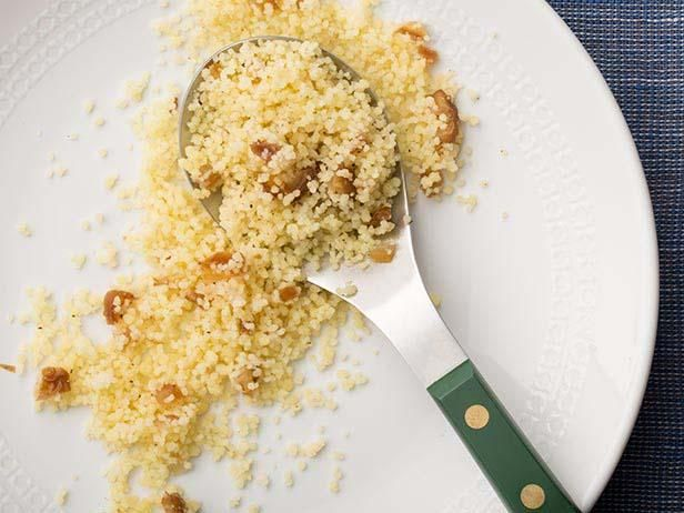 Get Couscous with Dried Dates Recipe from Food Network