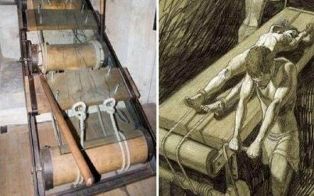 10 instrumente teribile de tortură din Evul Mediu
