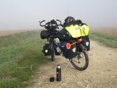 Consultez mon blog de randonnée à vélo !