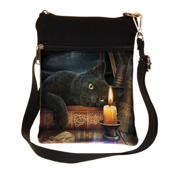 gattosa borsa tracolla Lisa Parker  www.gattosi.com