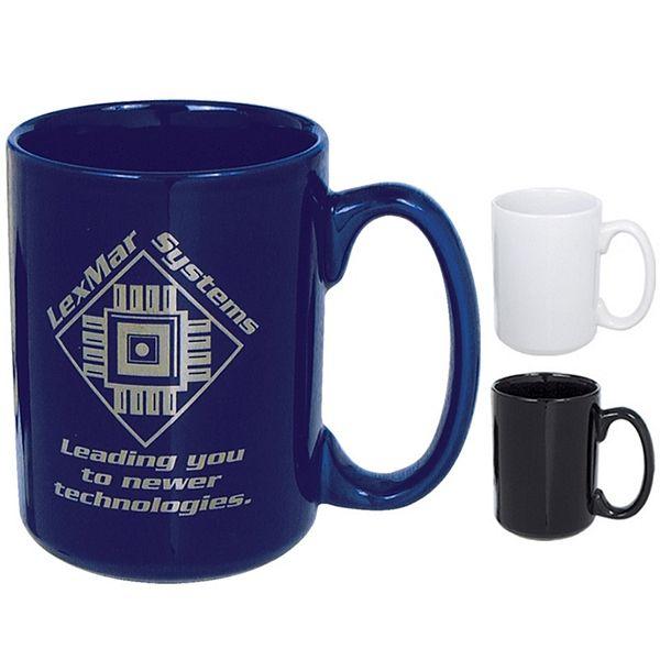 Promotioinal 15 Oz El Grande Ceramic Mug
