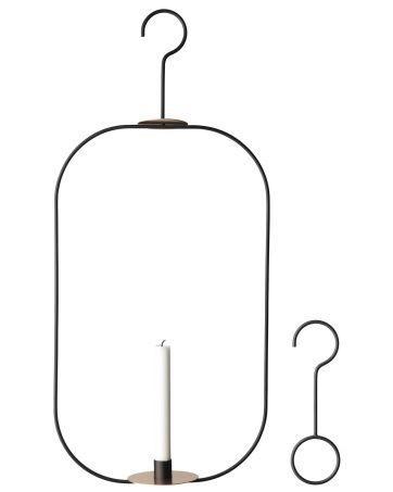 Design: Kristina Stark. Hank Vertical Chandelier till uterummet x 2