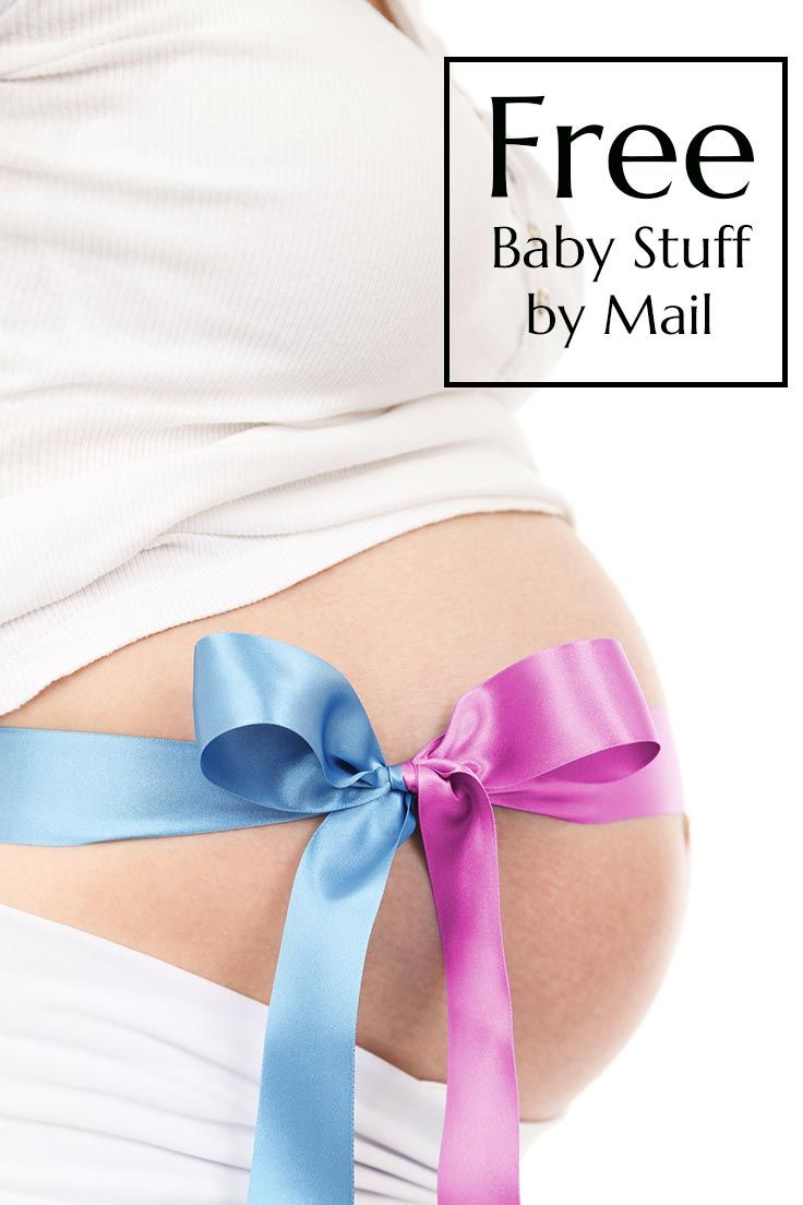 Don't miss out on all of this free baby stuff by mail! Freebies, and samples and coupons for when the baby comes
