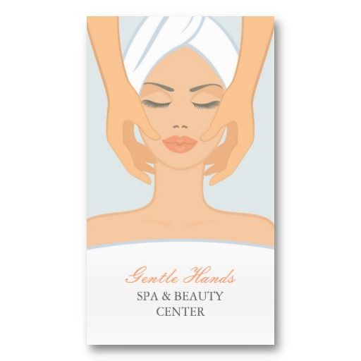 44 best business card idea images on pinterest business cards spa massage therapy beauty with appointment business card its two sided with colourmoves