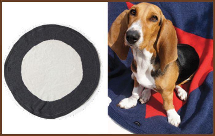 Manta redonda de Dogs Department