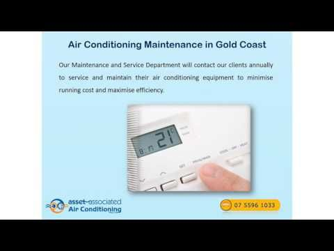 Our Maintenance and Service Department will contact our clients annually to service and maintain their air conditioning equipment to minimise running cost and maximise efficiency. For more information, Please contact us. Asset Associated Air Conditioning, 2/20 Indy Ct, Carrara, Gold Coast, QLD 4211, Ph: 07 5596 1033, www.assetaircon.com.au