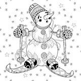 Hand-Drawn Sketchy Doodle Christmas Ornament - Download From Over 57 Million High Quality Stock Photos, Images, Vectors. Sign up for FREE today. Image: 17267552